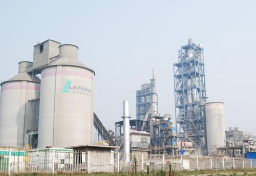 The case of Lafarge in Dujiangyan